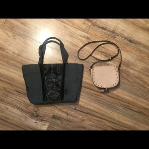 Lot of 2 Victoria's Secret Bags